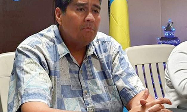 Incoming Palau president prioritizes economic recovery from COVID 19