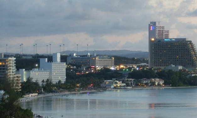 Tumon tower: Hongwell plans to grace the bay