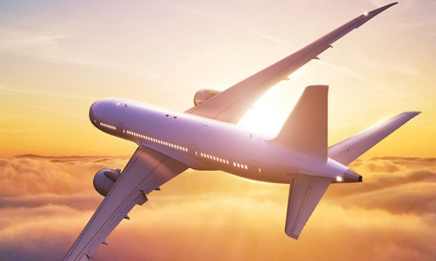 Come fly with me — airline preps for startup